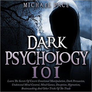 Dark Psychology 101 - Gifteee. Find cool & unique gifts for men, women and kids