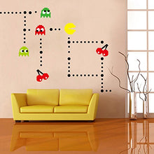 Load image into Gallery viewer, Pac-Man Game Wall Decal - Gifteee. Find cool & unique gifts for men, women and kids