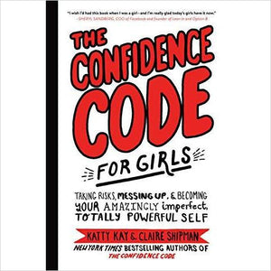 The Confidence Code for Girls-book - www.Gifteee.com - Cool Gifts \ Unique Gifts - The Best Gifts for Men, Women and Kids of All Ages