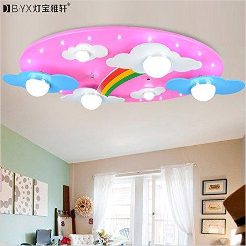 Warm clouds Rainbow children's rooms lighting - Gifteee. Find cool & unique gifts for men, women and kids