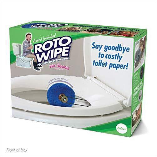 "Prank Pack ""Roto Wipe"" - Find funny gift ideas, the best gag gifts, gifts for pranksters that will make everybody laugh out loud at Gifteee Cool gifts, Funny gag Gifts for adults and kids"