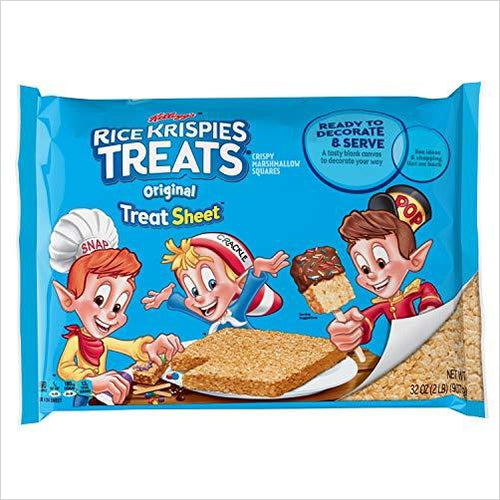 Rice Krispies Treat Super Sheet, 32-Ounce Unit-Grocery - www.Gifteee.com - Cool Gifts \ Unique Gifts - The Best Gifts for Men, Women and Kids of All Ages