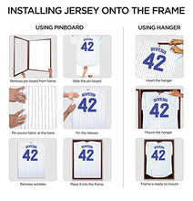 Load image into Gallery viewer, Jersey Display Frame