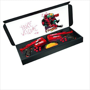 Nerf Rival Deadpool Kronos XVIII-500 Dual Pack - Find unique gifts for boys age 5-11 year old, gifts for your son, gifts for your kids birthday or Christmas, gifts for you children classmates and friends at Gifteee Unique Gifts, Cool gifts for boys