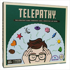 Telepathy - Head-to-head logic, strategy game-Toy - www.Gifteee.com - Cool Gifts \ Unique Gifts - The Best Gifts for Men, Women and Kids of All Ages