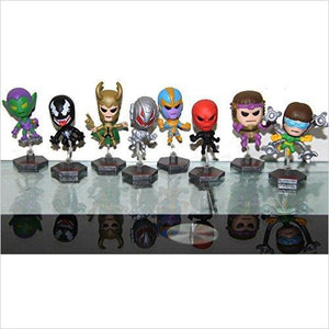Marvel Bubbleheads Villains-Toy - www.Gifteee.com - Cool Gifts \ Unique Gifts - The Best Gifts for Men, Women and Kids of All Ages