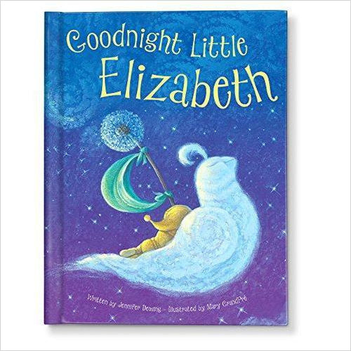 Goodnight Little Me Personalized Storybook - Find unique gifts for a newborn baby and cool gifts for toddlers ages 0-4 year old, gifts for your kids birthday or Christmas, special baby shower gifts and age reveal gifts at Gifteee Unique Gifts, Cool gifts for babies and toddlers