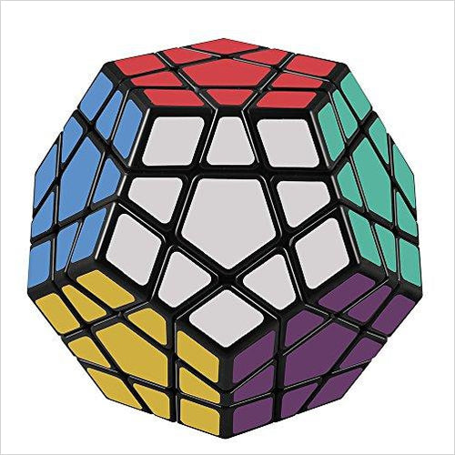 Speed Cube 3x3 Dodecahedron Puzzle - Gifteee. Find cool & unique gifts for men, women and kids