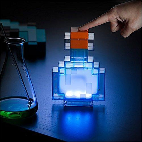 Minecraft Color Changing Potion Bottle - Gifteee. Find cool & unique gifts for men, women and kids