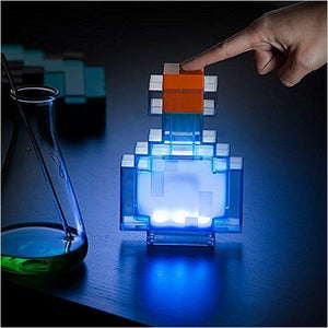 Minecraft Color Changing Potion Bottle-Toy - www.Gifteee.com - Cool Gifts \ Unique Gifts - The Best Gifts for Men, Women and Kids of All Ages