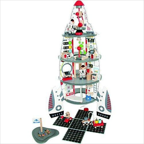 Discovery Space Center-Toy - www.Gifteee.com - Cool Gifts \ Unique Gifts - The Best Gifts for Men, Women and Kids of All Ages