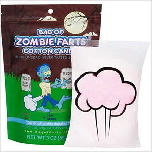 Zombie Farts Cotton Candy-Grocery - www.Gifteee.com - Cool Gifts \ Unique Gifts - The Best Gifts for Men, Women and Kids of All Ages