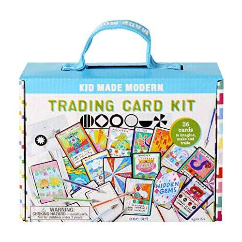 Make Your Own Trading Card Kit - Gifteee. Find cool & unique gifts for men, women and kids