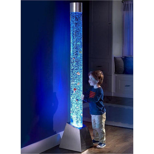 The Light Show Bubble Aquarium (6') - Gifteee. Find cool & unique gifts for men, women and kids