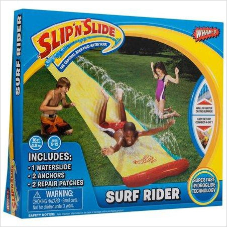 Wham-o Slip N Slide Wave Rider 16'-Toy - www.Gifteee.com - Cool Gifts \ Unique Gifts - The Best Gifts for Men, Women and Kids of All Ages
