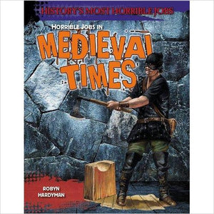 Horrible Jobs in Medieval Times - Gifteee. Find cool & unique gifts for men, women and kids