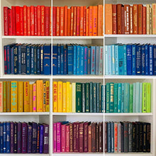 Load image into Gallery viewer, Real Books by Color for Decor - Gifteee. Find cool & unique gifts for men, women and kids