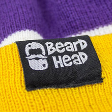 Load image into Gallery viewer, Beard Head Tailgate Beard Beanie - Team Colors - Find unique gifts for teen boys and young men age 12-18 year old, gifts for your son, gifts for a teenager birthday or Christmas at Gifteee Unique Gifts, Cool gifts for teenage boys