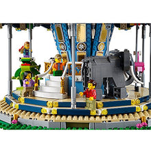 Load image into Gallery viewer, LEGO Creator Expert Carousel Building Kit