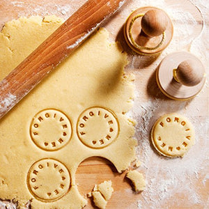 Cookie Stamp | Custom Letters Numbers & Symbols - Find unique gifts that will get you kids eating well and eating healthy with unique foodie gifts for kids dinner and the kitchen at Gifteee Cool gifts, Unique Gifts that will make kids enjoy eating