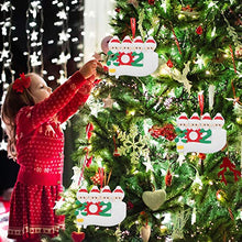 Load image into Gallery viewer, Covid Personalized Christmas Ornament Kit