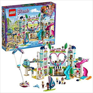 LEGO Friends Heartlake City Resort-Toy - www.Gifteee.com - Cool Gifts \ Unique Gifts - The Best Gifts for Men, Women and Kids of All Ages