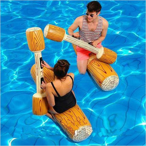 Inflatable Bumper Toys-floating toy - www.Gifteee.com - Cool Gifts \ Unique Gifts - The Best Gifts for Men, Women and Kids of All Ages