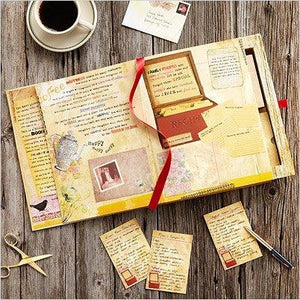 Treasured Passages: A Unique Keepsake For Mother & Daughter Kit-Book - www.Gifteee.com - Cool Gifts \ Unique Gifts - The Best Gifts for Men, Women and Kids of All Ages