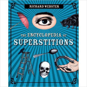 The Encyclopedia of Superstitions - Gifteee - Best Gift Ideas for Parents and Kids