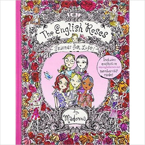 Friends for Life! (The English Roses #1) By Madona - Gifteee - Best Gift Ideas for Parents and Kids