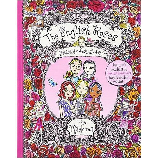 Friends for Life! (The English Roses #1) By Madona - Gifteee - Unique Gift Ideas for Adults & Kids of all ages. The Best Birthday Gifts & Christmas Gifts.