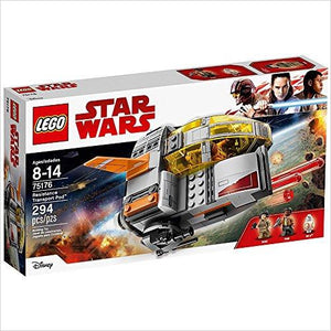 LEGO Star Wars Episode VIII Resistance Transport Pod 75176 Building Kit (294 Piece)-Toy - www.Gifteee.com - Cool Gifts \ Unique Gifts - The Best Gifts for Men, Women and Kids of All Ages