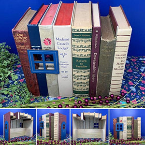 Fairy BookHouse— Made w/Real Books - Gifteee. Find cool & unique gifts for men, women and kids