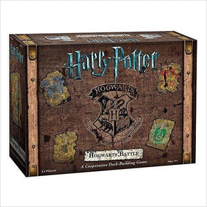 Harry Potter Hogwarts Battle A Cooperative Deck Building Game - Find unique gifts for teen boys and young men age 12-18 year old, gifts for your son, gifts for a teenager birthday or Christmas at Gifteee Unique Gifts, Cool gifts for teenage boys