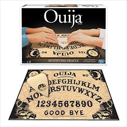 Ouija Board - Gifteee. Find cool & unique gifts for men, women and kids