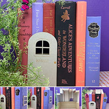Load image into Gallery viewer, Fairy BookHouse— Made w/Real Books - Gifteee. Find cool & unique gifts for men, women and kids