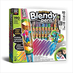 Blendy Pens - Find unique arts and crafts gifts for creative people who love a new hobby or expand a current hobby, art accessories, craft kits and models at Gifteee Cool gifts, Unique Gifts for arts and crafts lovers