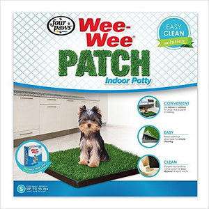 Wee-Wee Dog Grass Patch Tray-Pet Products - www.Gifteee.com - Cool Gifts \ Unique Gifts - The Best Gifts for Men, Women and Kids of All Ages