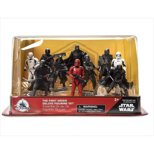Disney Star Wars Exclusive Rise of Skywalker First Order PVC Figure Playset - Find unique gifts for Star Wars fans, new star wars games and Star wars LEGO sets, star wars collectibles, star wars gadgets and kitchen accessories at Gifteee Cool gifts, Unique Gifts for Star Wars fans