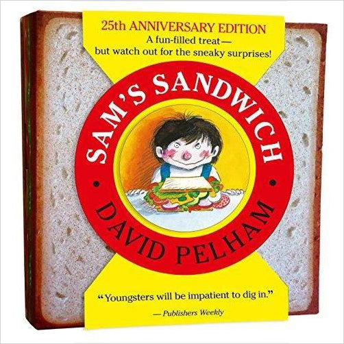 Sam's Sandwich - Find scary gifts for Halloween, disgusting gifts for horror, weird gifts for oddity lovers and some firefighting special effects lovers at Gifteee Cool gifts, Unique Gifts for Halloween