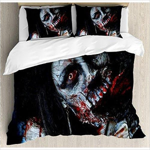Zombie Duvet Cover Set-Home - www.Gifteee.com - Cool Gifts \ Unique Gifts - The Best Gifts for Men, Women and Kids of All Ages