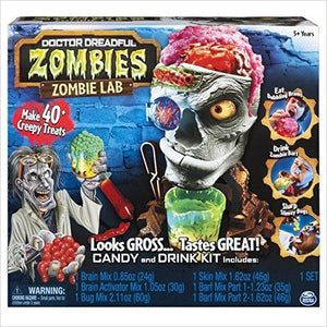 Dr.Dreadful Zombie Lab - Gifteee. Find cool & unique gifts for men, women and kids