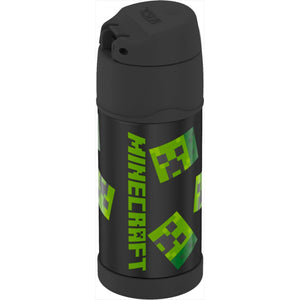 Minecraft Thermos-Kitchen - www.Gifteee.com - Cool Gifts \ Unique Gifts - The Best Gifts for Men, Women and Kids of All Ages