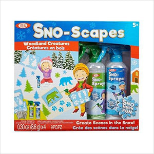 Snow Scapes-Toy - www.Gifteee.com - Cool Gifts \ Unique Gifts - The Best Gifts for Men, Women and Kids of All Ages