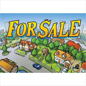 For Sale Card Game-Toy - www.Gifteee.com - Cool Gifts \ Unique Gifts - The Best Gifts for Men, Women and Kids of All Ages
