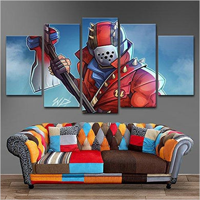 Modular Fortnite Poster 5 Pieces - Gifteee - Unique Gift Ideas for Adults & Kids of all ages. The Best Birthday Gifts & Christmas Gifts.