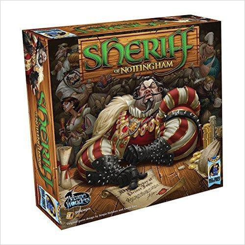 Sheriff of Nottingham-Toy - www.Gifteee.com - Cool Gifts \ Unique Gifts - The Best Gifts for Men, Women and Kids of All Ages