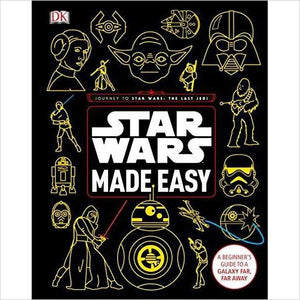 Star Wars Made Easy: A Beginner's Guide to a Galaxy Far, Far Away - Gifteee. Find cool & unique gifts for men, women and kids