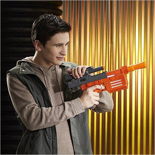 Star Wars Nerf Han Solo Blaster - Gifteee. Find cool & unique gifts for men, women and kids