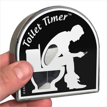 Toilet Timer - Find funny gift ideas, the best gag gifts, gifts for pranksters that will make everybody laugh out loud at Gifteee Cool gifts, Funny gag Gifts for adults and kids